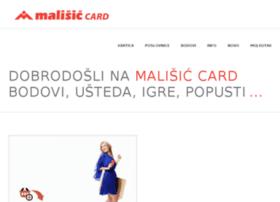 malisic-card.com