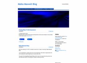 malkamaxwellblog.weebly.com