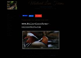 mallardlanefarms.com