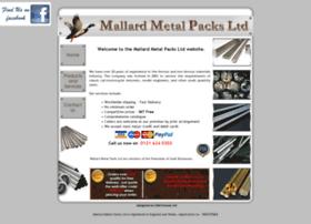 mallardmetals.co.uk