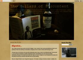 mallardofdiscontent.blogspot.com