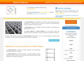 mallasmetalicas.com.mx