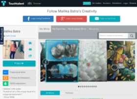 mallika.touchtalent.com
