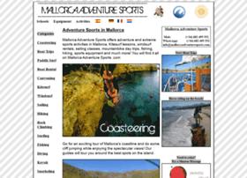 mallorcaadventuresports.com