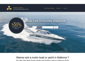 mallorcaboathire.com