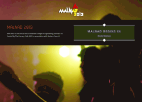 malnad.literaryclub.in