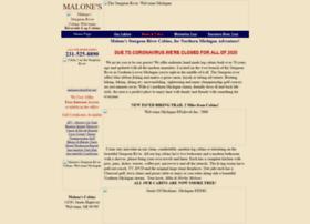 malonescabins.com