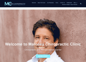 maloneychiropractic.net