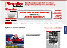 malopolska.beskidzka.pl