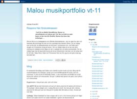 maloumusikportfoliovt-11.blogspot.com