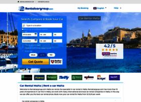 malta.rentalcargroup.com