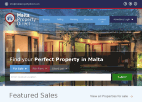 maltapropertydirect.com