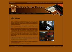 maltbysbookbinders.com