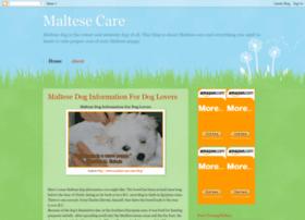 maltesecare.blogspot.ca