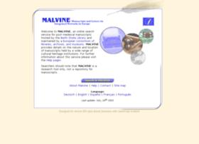 malvine.org