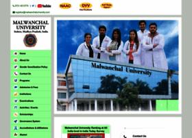 malwanchaluniversity.com