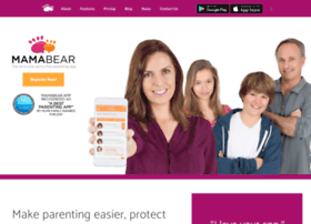 mamabearapp.com