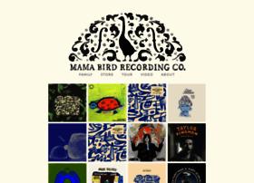 mamabirdrecordingco.com
