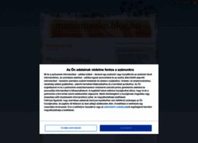 mamamanko.blog.hu