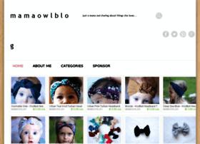 mamaowlblog.com