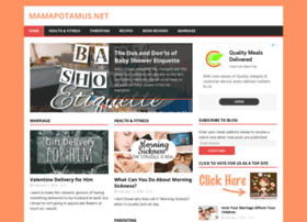 mamapotamus.net