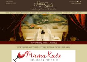 mamaraosrestaurant.com