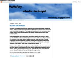 mamarey.blogspot.com