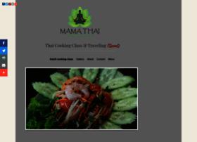 mamathaicookingclub.com