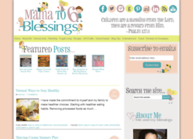 mamato3blessings.blogspot.com