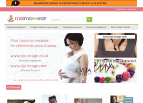 mamawear-allaitement.fr