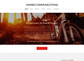 mambocomm.com