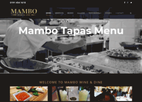 mambowinedine.co.uk