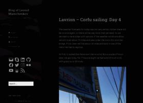 mamchenkov.net