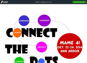 mame41conference2014.sched.org