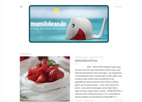 mamiluleando.blogspot.com