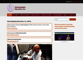 mammographyed.com