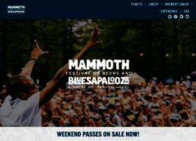 mammothbluesbrewsfest.com