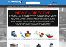 mammothcleaningsupplies.co.uk