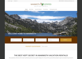 mammothestates.com