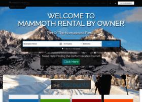 mammothrentalbyowner.com