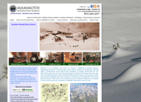mammothvacations.com