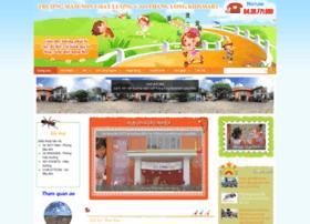 mamnonlongbien.com