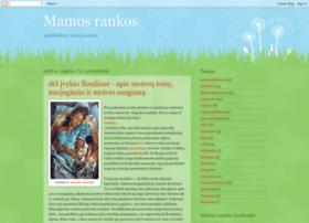 mamosrankos.blogspot.com