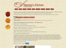 mamtaskitchen.com