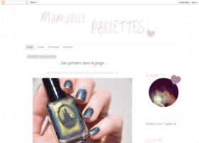 mamzelle-paillettes.blogspot.fr