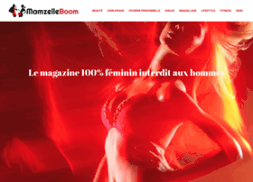 mamzelleboom.com