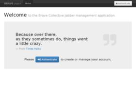 manage-xmpp.bravecollective.com