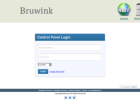 manage.bruwink.in