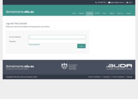 manage.domainname.edu.au
