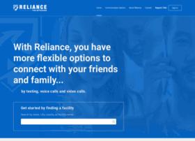 manage.reliancetelephone.com